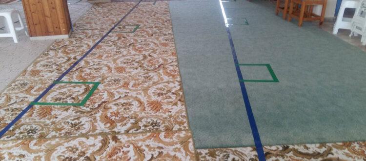 ασφάλεια και αποστάσεις η προσευχή την Κυριακή για το Μπαϊράμι