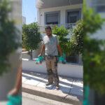 Πρσφορά αμνοεριφίων σε συμπολίτες μας για την γιορτή του Κουρμπάν Μπαϊράν