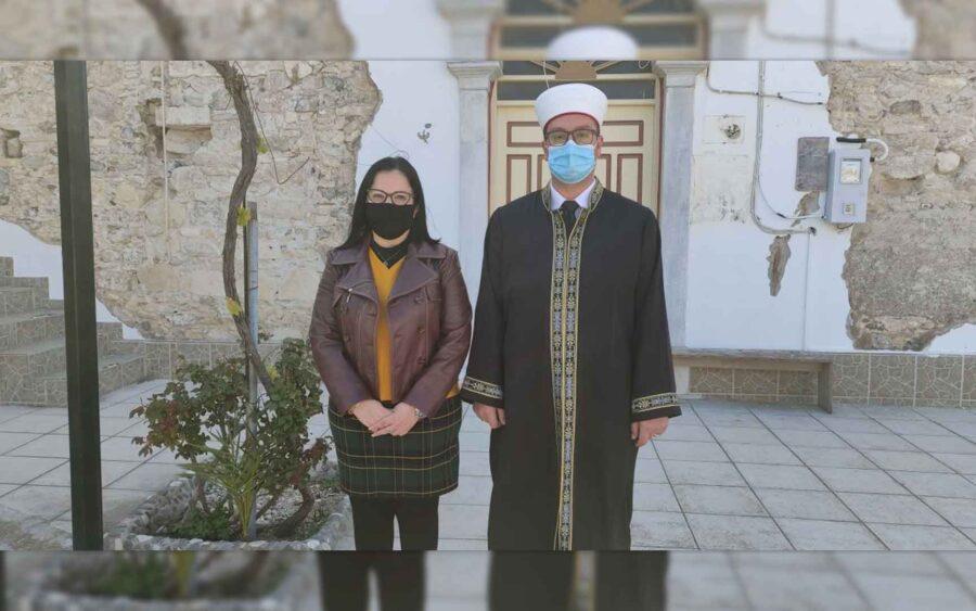 Ανέλαβε καθήκοντα ο νέος Ιμάμης Κω ο 33 χρονος Τράμπα Ιρφάν