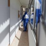 Απολύμανση των γραφείων του Βακούφ Κω από εξειδικευμένο συνεργείο