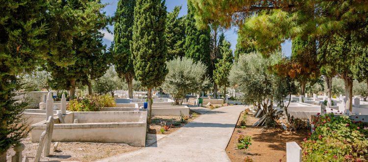 Παλιό Μουσουλμανικό Νεκροταφείο